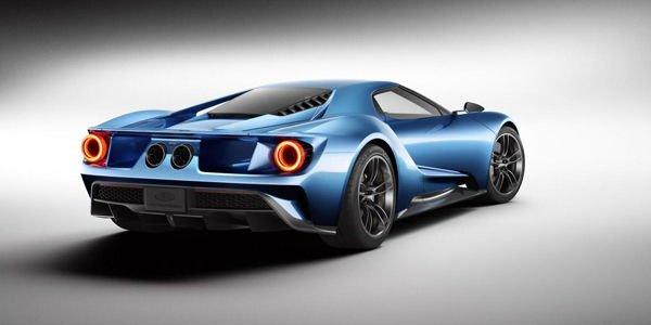 630 ch pour la nouvelle Ford GT ?
