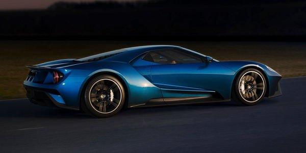 Nouvelle Ford GT : 200 unités pour commencer