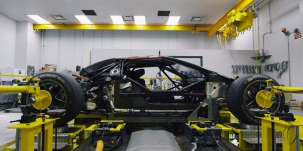 WEC : le développement de la Ford GT en vidéo
