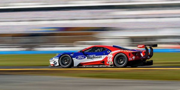 Endurance : le Ford Chip Ganassi Racing au complet