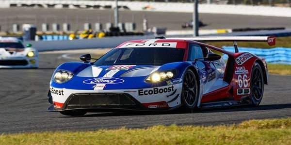 Ford GT : Bourdais et Mücke à Daytona