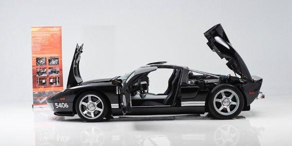 Un prototype de la Ford GT proposé à la vente