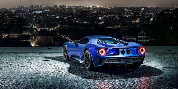 Nouvelle Ford GT : sélection à l'entrée