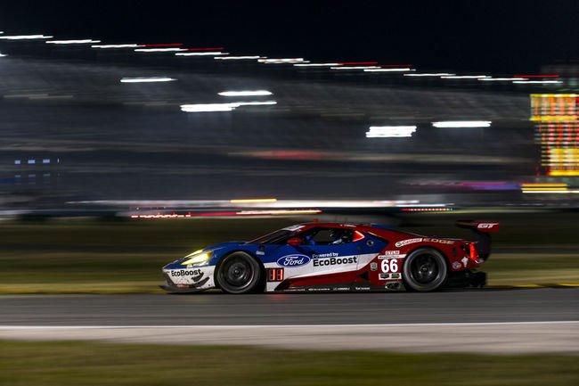 Le Mans : Ford complète ses équipages