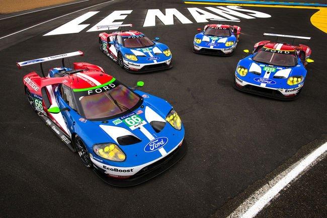 La Ford GT Race Car débarque sur Xbox one