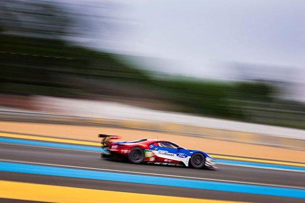 Le Mans : Ford déjà dans le coup