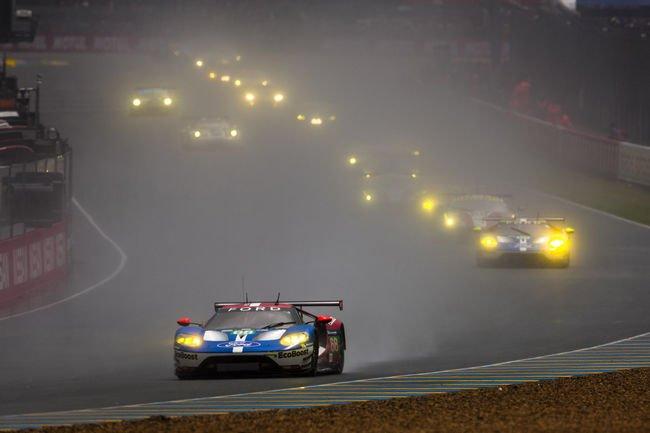 Le Mans : retour gagnant pour Ford