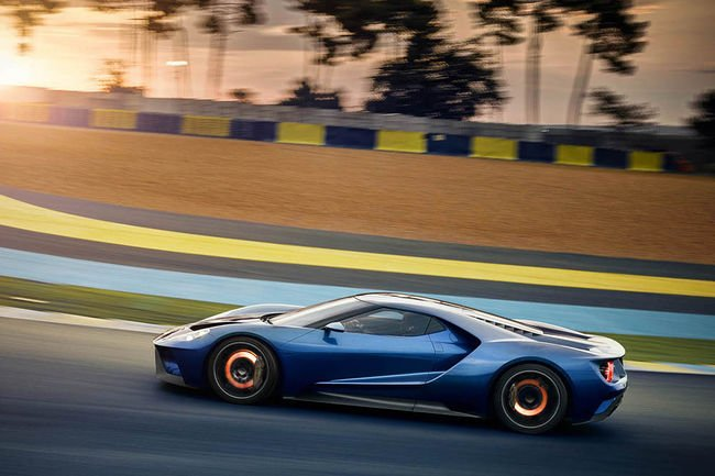 Ford Performance prolonge la production de la Ford GT