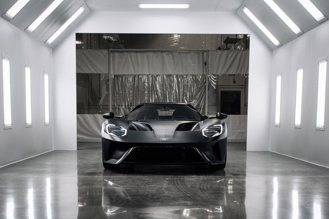 La production de la Ford GT retardée