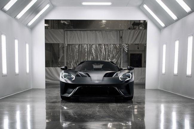 La production de la Ford GT retardée