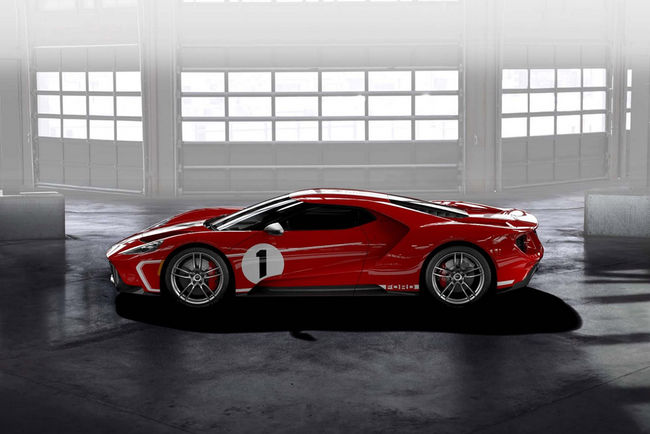 ford gt nouvelle dition dition sp ciale mans motorlegend. Black Bedroom Furniture Sets. Home Design Ideas