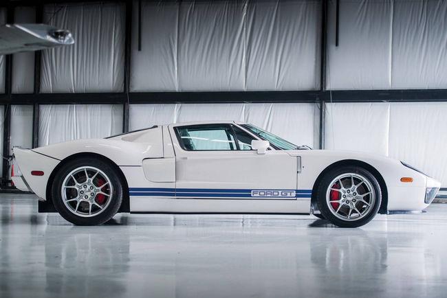 RM Auctions : une Ford GT exceptionnelle à Fort Lauderdale