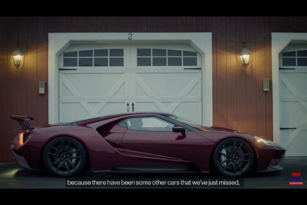 Vidéo : tour record en Ford GT