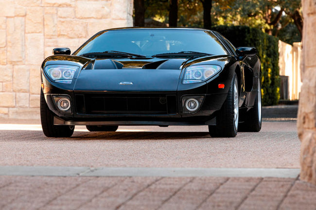 Mecum Auctions : la Ford GT de John Cena vendue à Dallas