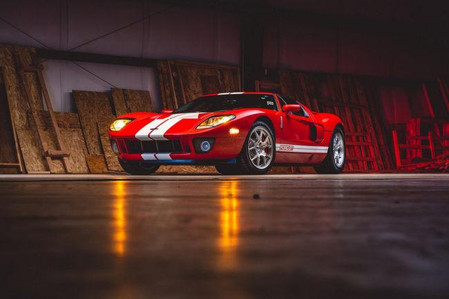 RM Sotheby's : offrez-vous une Ford GT