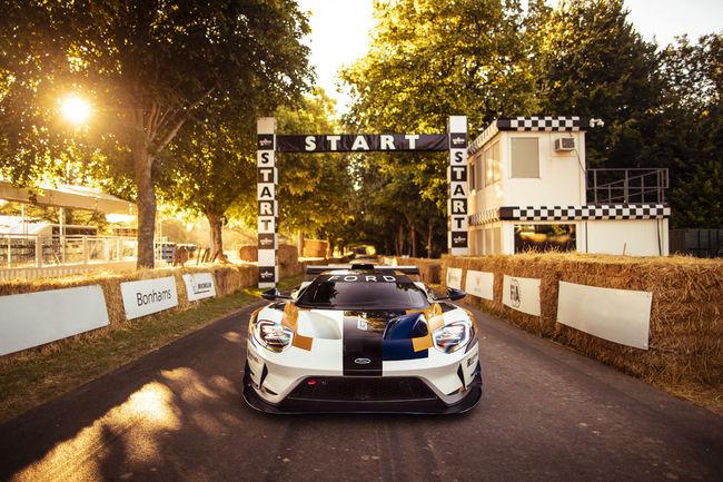 Ford GT Mk II : réservée au circuit