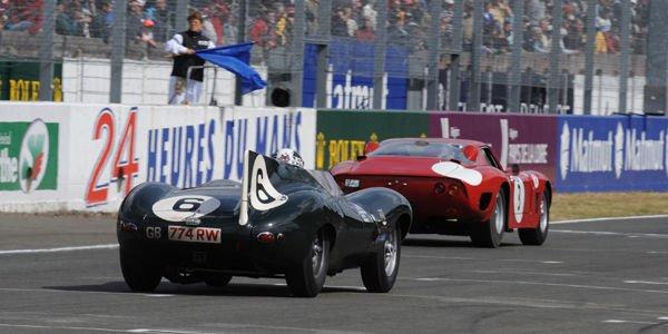 Le Mans Legend : sept Ford GT40 dans la course