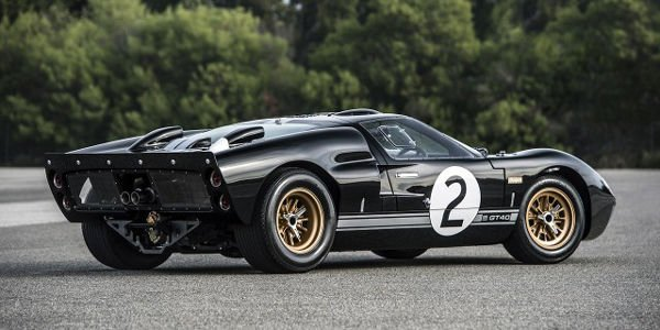 Ford GT40 MkII replica : édition limitée