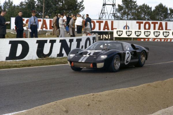 Un film sur le duel Ford vs Ferrari de 1966 en préparation