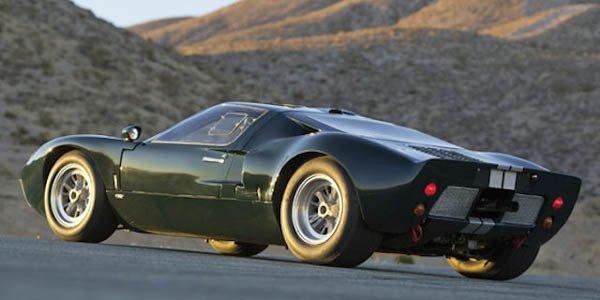 La Ford GT40 qui valait 3 millions