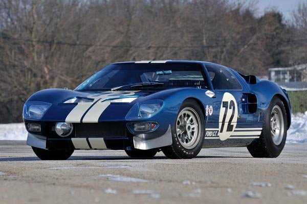 a vendre ford gt40 prototype de 1964 actualit. Black Bedroom Furniture Sets. Home Design Ideas