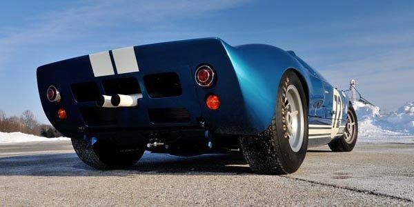 Une GT40 vendue 7 millions de dollars