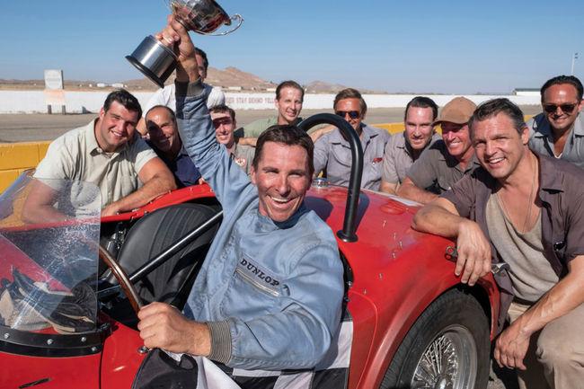 Ford v Ferrari : première bande-annonce