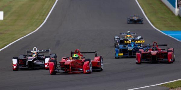Formula E : Buemi (e.dams-Renault) le plus rapide