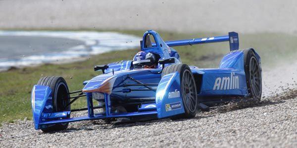 Formula E : Buemi reprend l'avantage