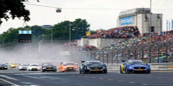 Formula E : la manche allemande au Norisring ?