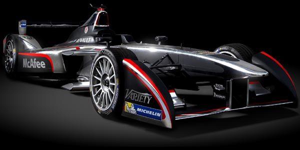 Formula E : Loïc Duval en mode découverte