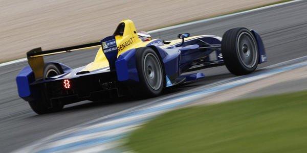 Formula E : Renault e.dams conclut en beauté