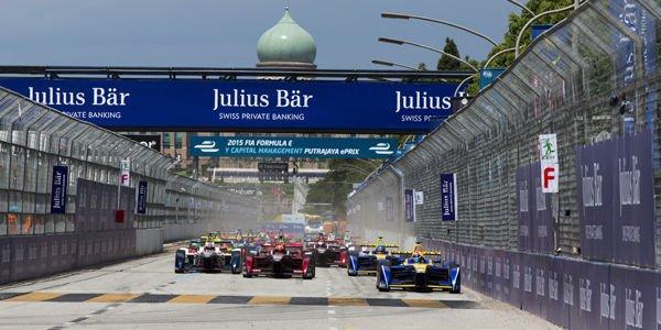 Formula E : lancement de la série Roborace