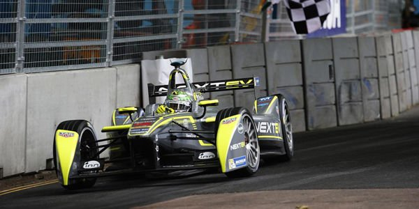 Formula E : teaser de la saison 2