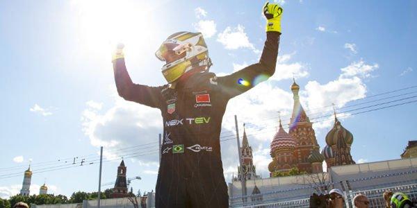 Formula E : Piquet s'impose à Moscou