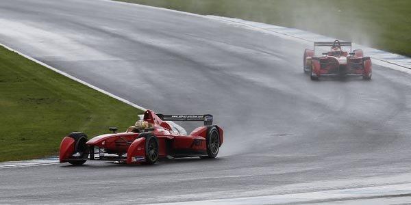Formula E : premier test à Donington Park