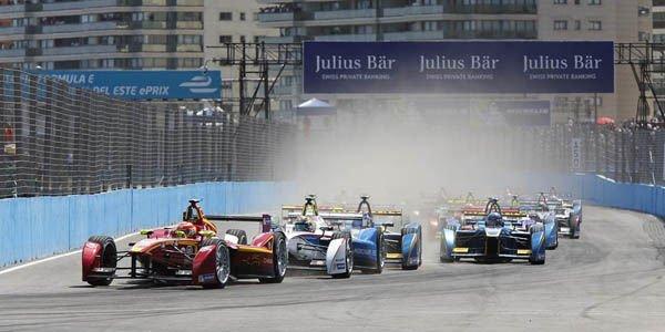 Formula E : Buemi s'impose à Punta del Este