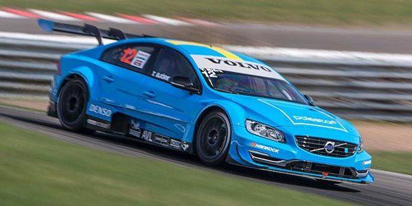 Volvo bientôt impliqué en Formula E ?