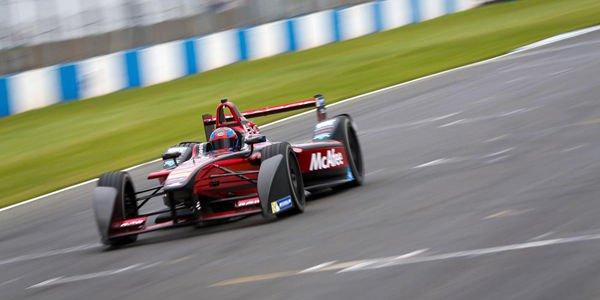 Formula E : Daniel Abt affole le chrono