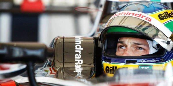Formula E : Amlin avec Andretti, Senna déjà en piste
