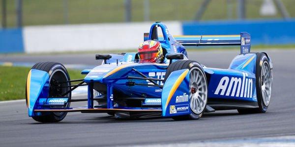 Formula E : Andretti change de groupe propulseur