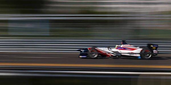 Formula E : Berthon (Team Aguri) brille à Pékin