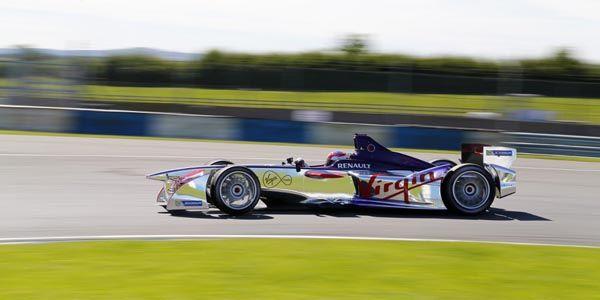 Formula E : Buemi confirme et signe