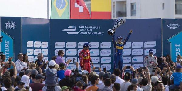 Formula E : Buemi triomphe à Punta del Este