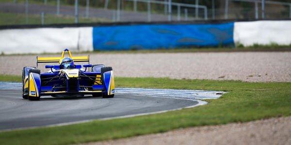 Formula E : Buemi déjà aux avant-postes
