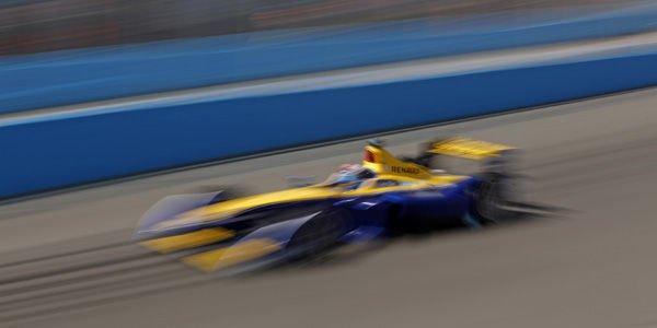 Formula E : Buemi remercie son équipe