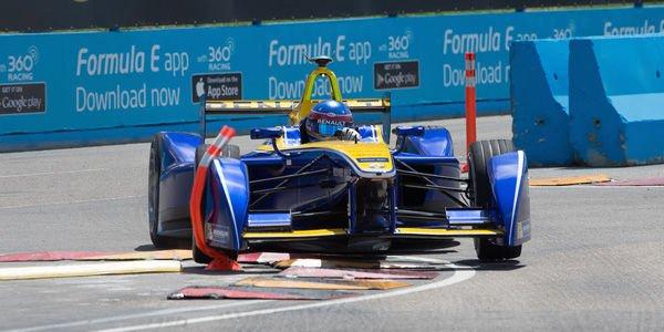 Formula E : Buemi reste au top