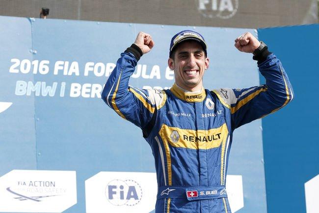 Formula E : Buemi (Renault-e.dams) s'impose à Berlin