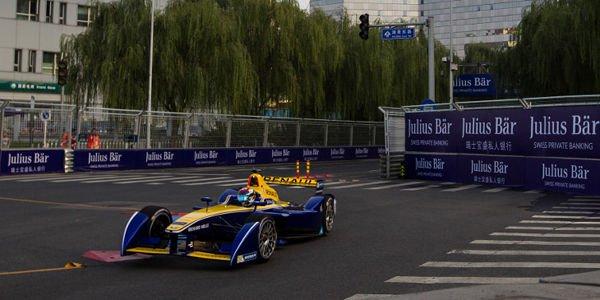 Formula E : Buemi remporte le Beijing ePrix