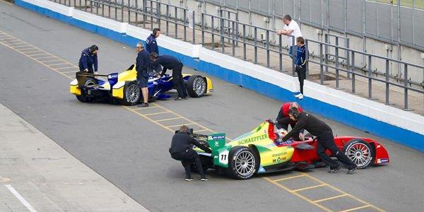 Formula E : Buemi toujours au top